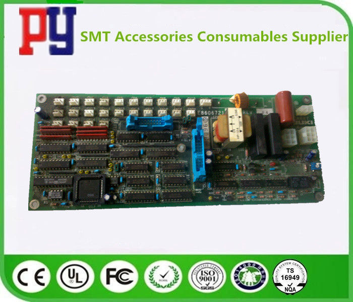 ASM E86067210A0 Control Circuit Board Fit JUKI Smt Pick And Place Equipment KE740 / 730