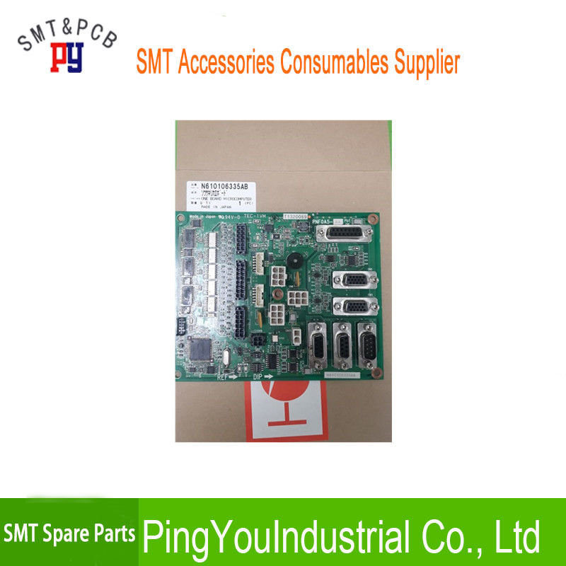 NPM Machine Operation Change Panasonic Pcb Board N610106335AA N610106335AB PNF0A5-AA